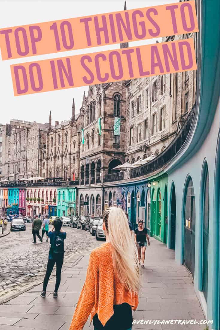 Top 10 Things to do in Scotland. Scotland is an absolutely amazing country to visit. There is simply so much to do and see and my Scotland bucket list just won't stop growing.