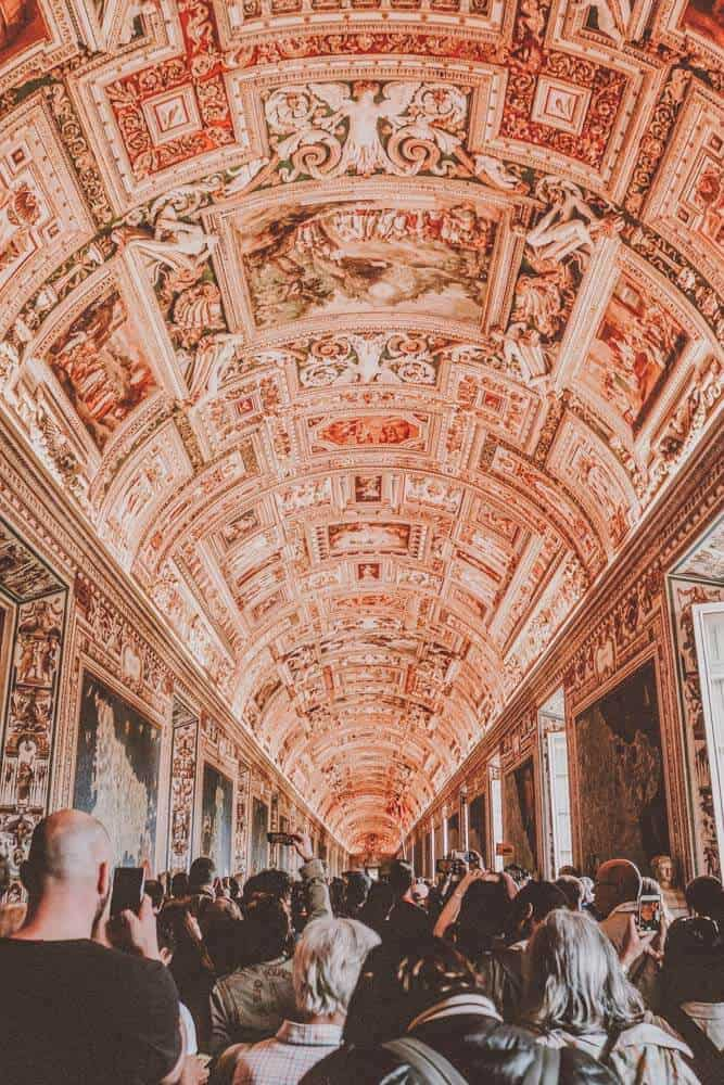 Vatican Museums - Rome