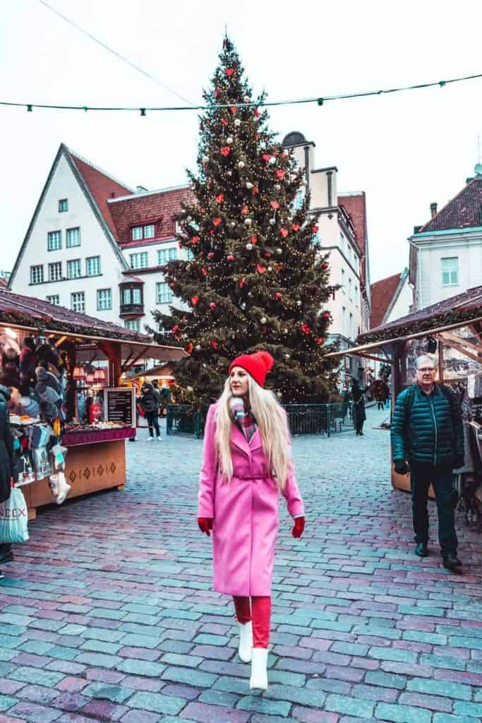 Best Christmas Markets in Tallinn Estonia!