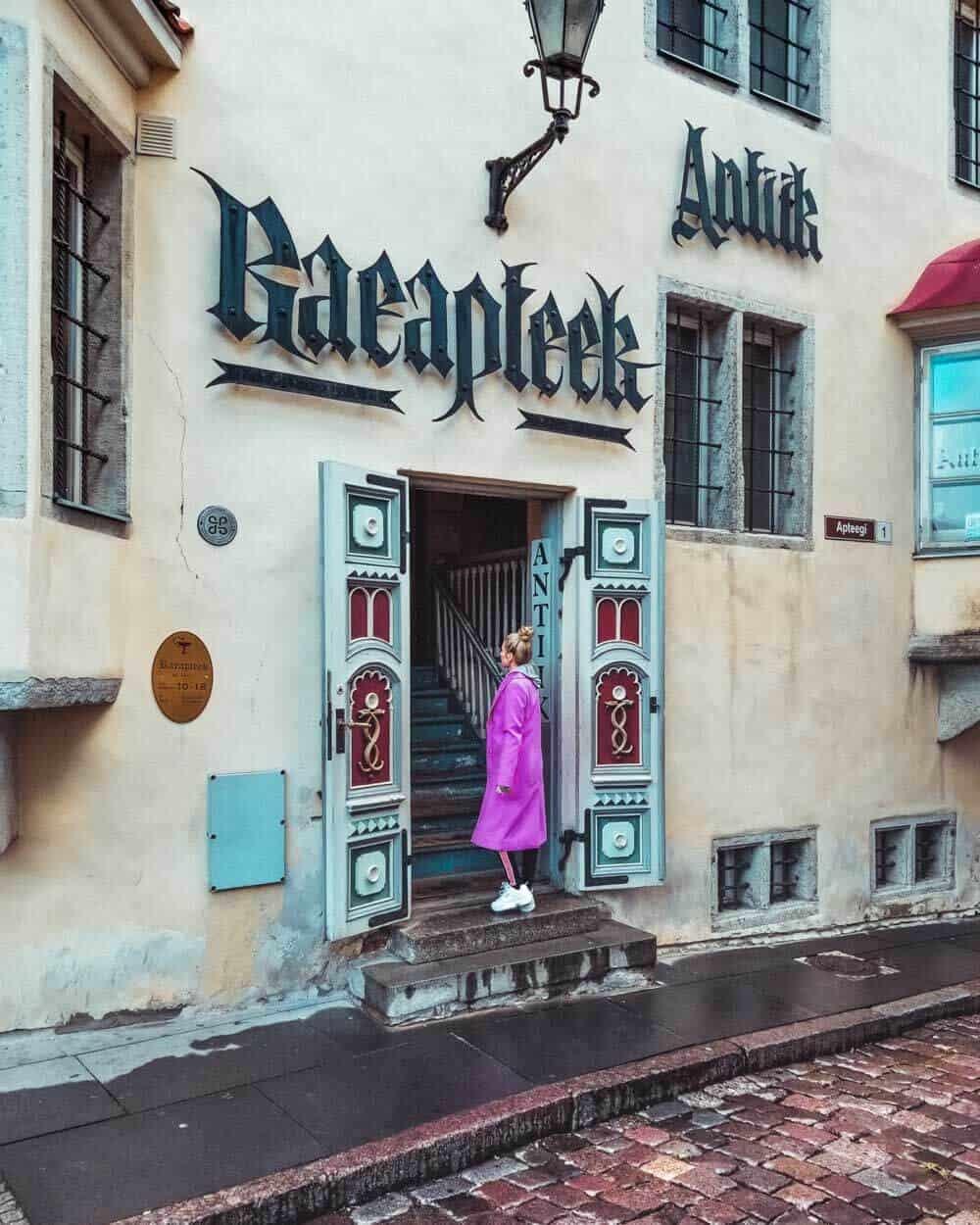 Things to do in Tallinn Estonia!