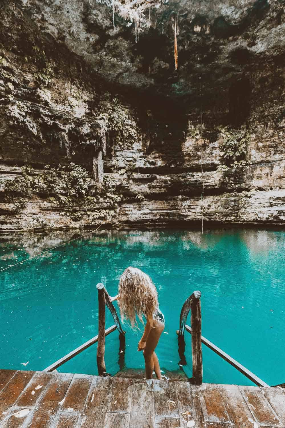 Cenotes in Mexico! Are you wondering what is a Cenote and where to find the best ones in Mexico?
