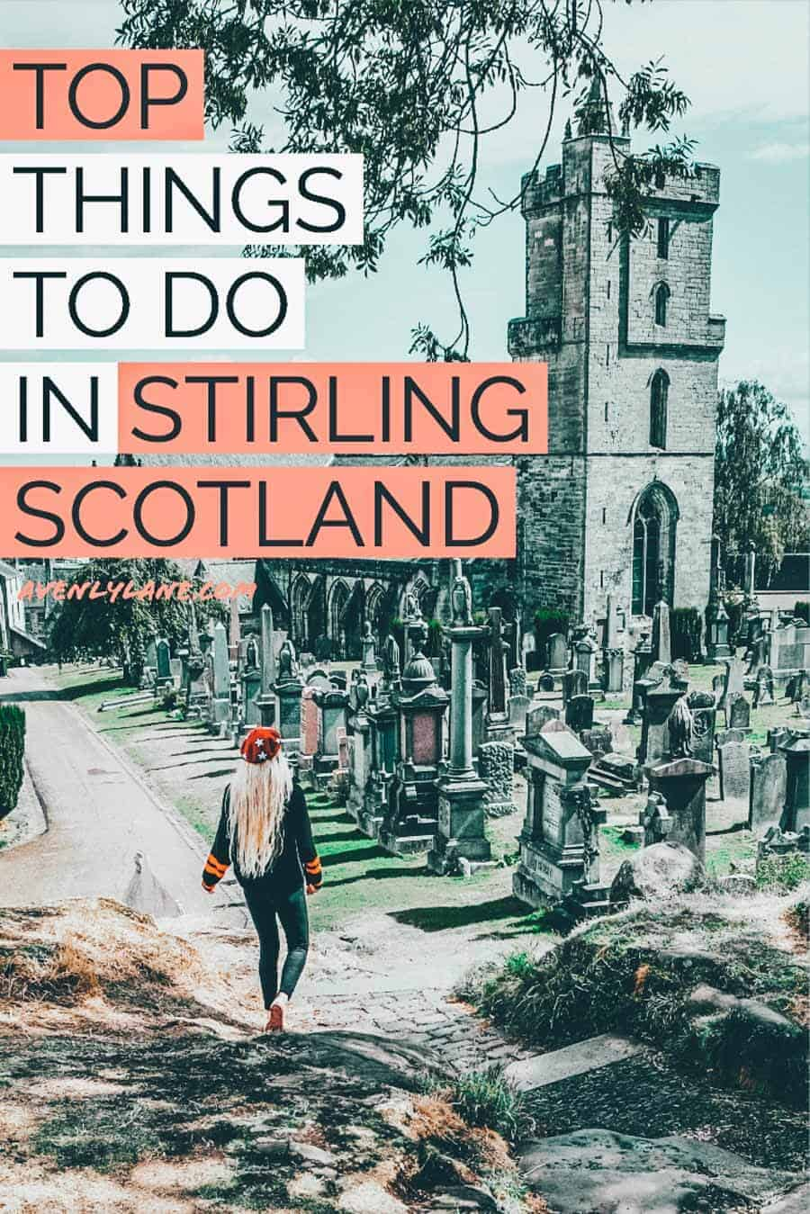 Scotland Attractions! Best things to do in Stirling Scotland!