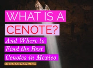 What is a cenote? The most missed part of a Cancun Vacation Cancun Mexico is a great place for a vacation.
