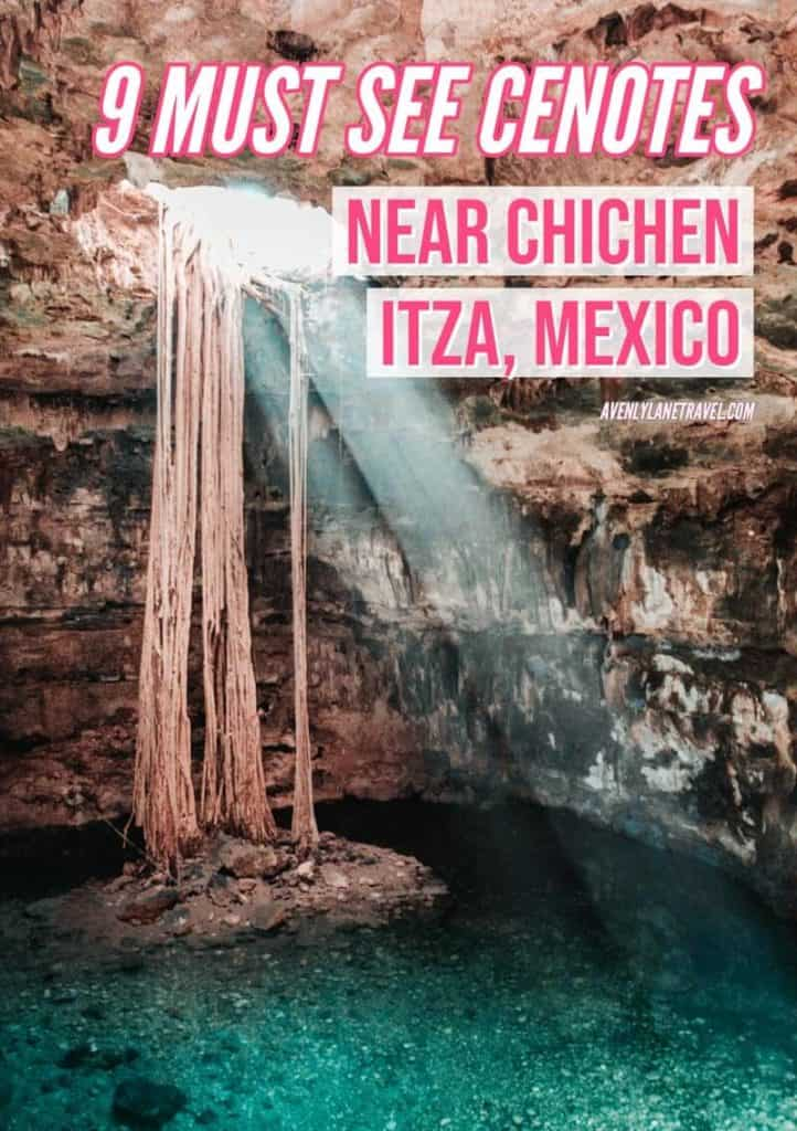 Cenotes in Cancun: The Best Cenotes Near Chichen Itza