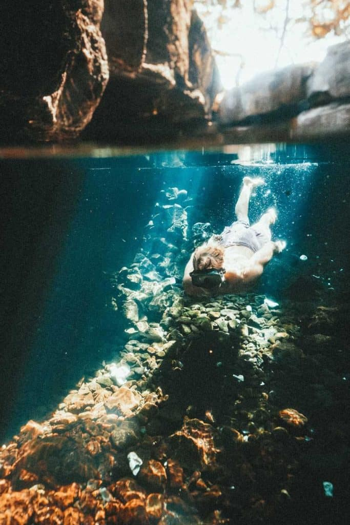 Cenote Gran. 8 Best Cenotes near Tulum Mexico!