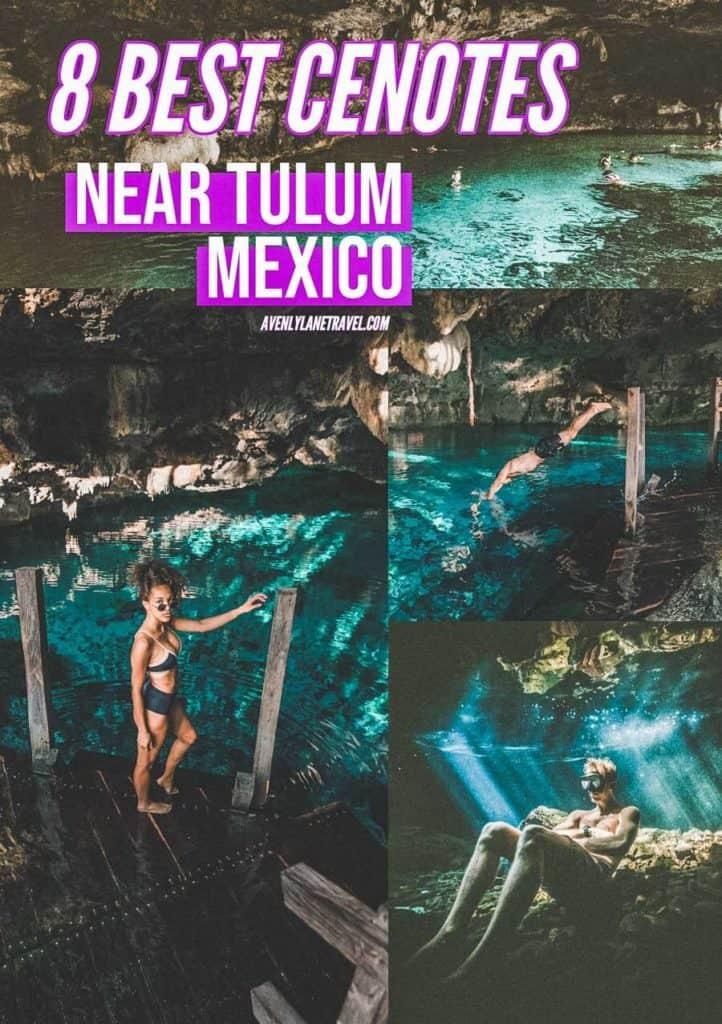 Cenotes Tulum. The 8 Best Cenotes near Tulum Mexico
