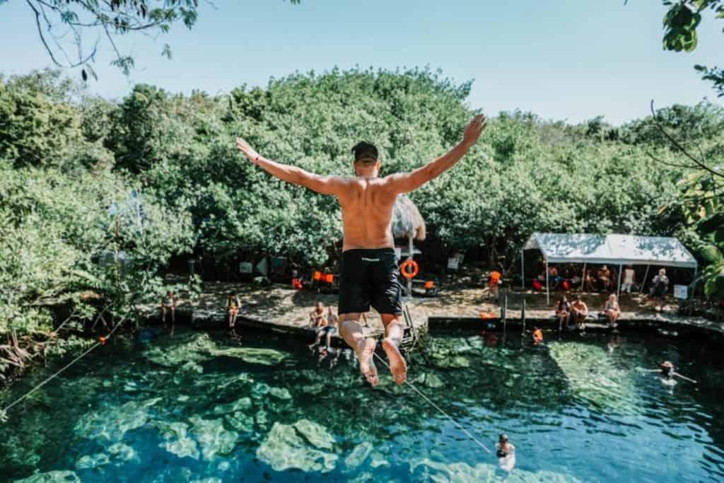 8 Best Cenotes near Tulum Mexico!