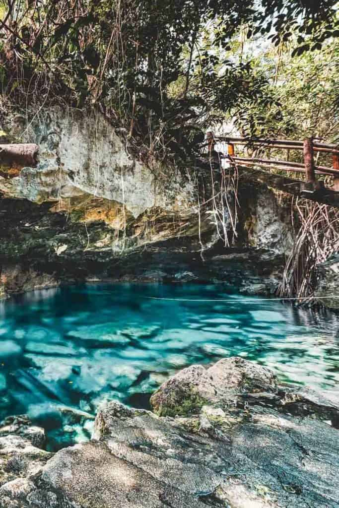 The 8 best cenotes neat Tulum Mexico! Want to make the most of your Cancun vacation? If yes, you definitely need to get away from the Hotel Zone and beaches to see some of the most beautiful cenotes Tulum offers.
