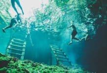 Gran Cenote near Tulum!