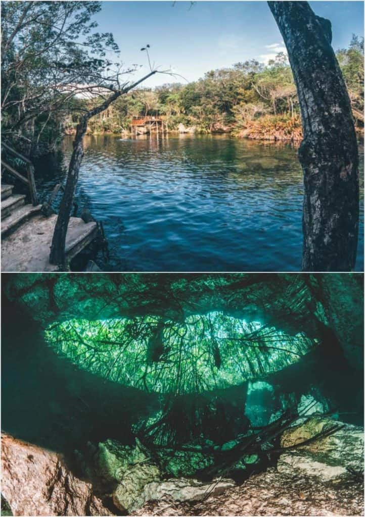 8 Best Cenotes near Tulum Mexico