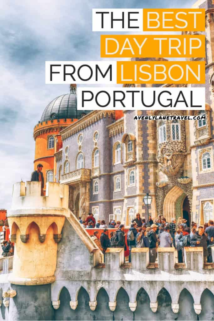 BEST THINGS TO DO IN SINTRA PORTUGAL. Planning a trip to Lisbon Portugal? Lisbon to Sintra makes for the perfect day trip.