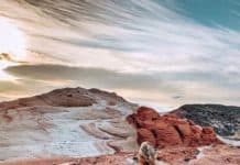 Fire Wave Hike in the Valley of Fire Las Vegas. Amazing!