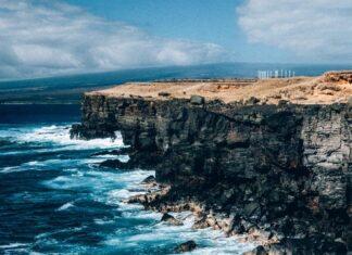 South Point Hawaii Cliffs (Ka Lae): Cliff Jumping Hawaii Big Island Style