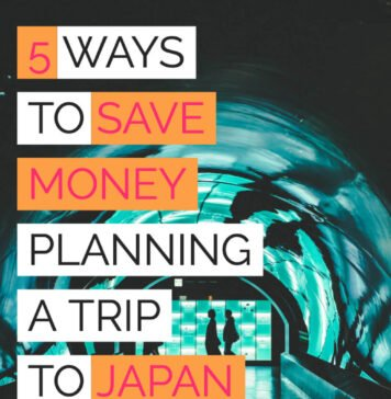 Tokyo Travel Tips: 5 Ways to Save Money Planning a Trip to Japan #traveltips #Japan #tokyo #tokyotravel #japantravel #AVENLYLANE #AVENLYLANETRAVEL