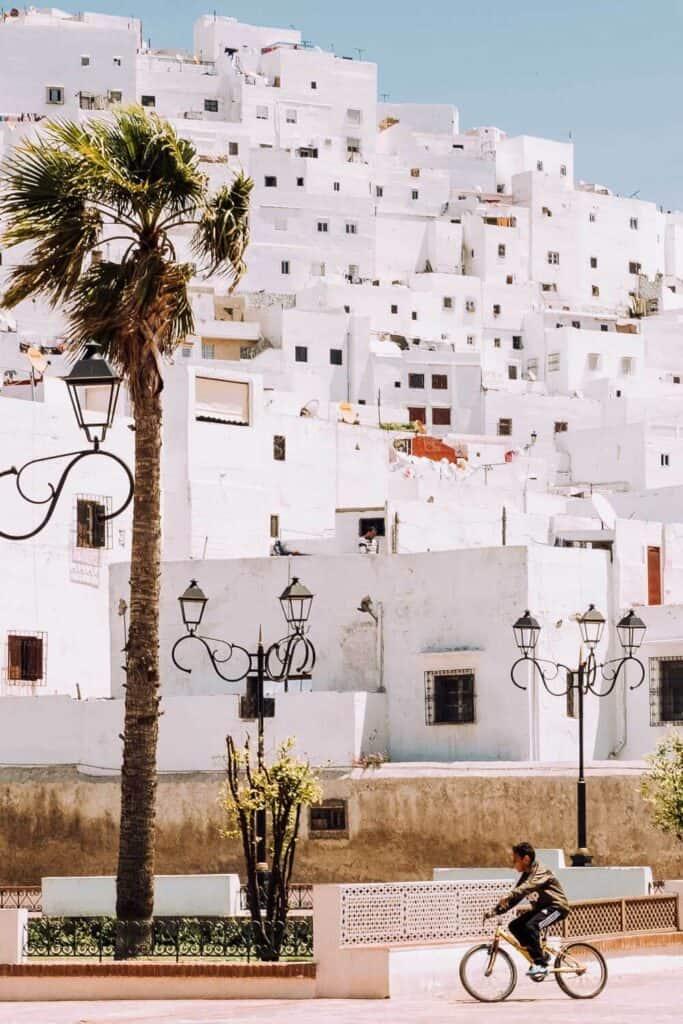 Medina in Tetuan Morocco