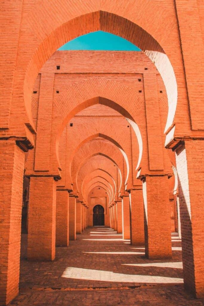 Tinmel Mosque, Tinmel, Morocco