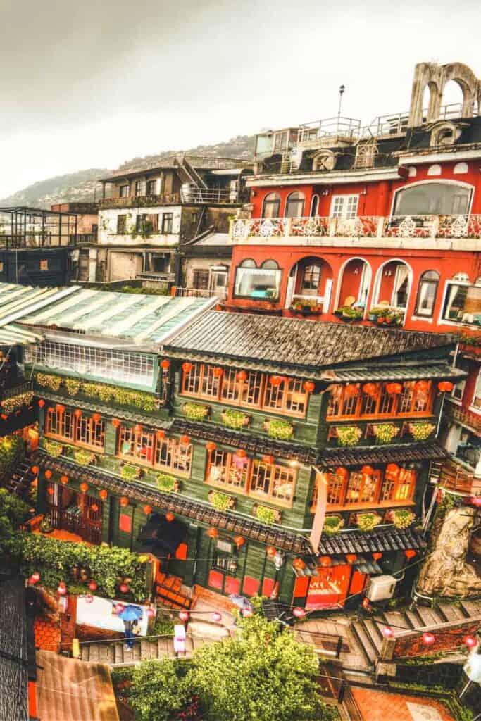 Jiufen Teahouse