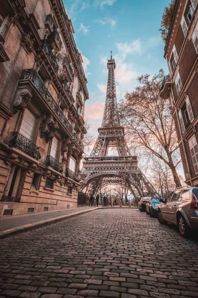 Visita Torre Eiffel