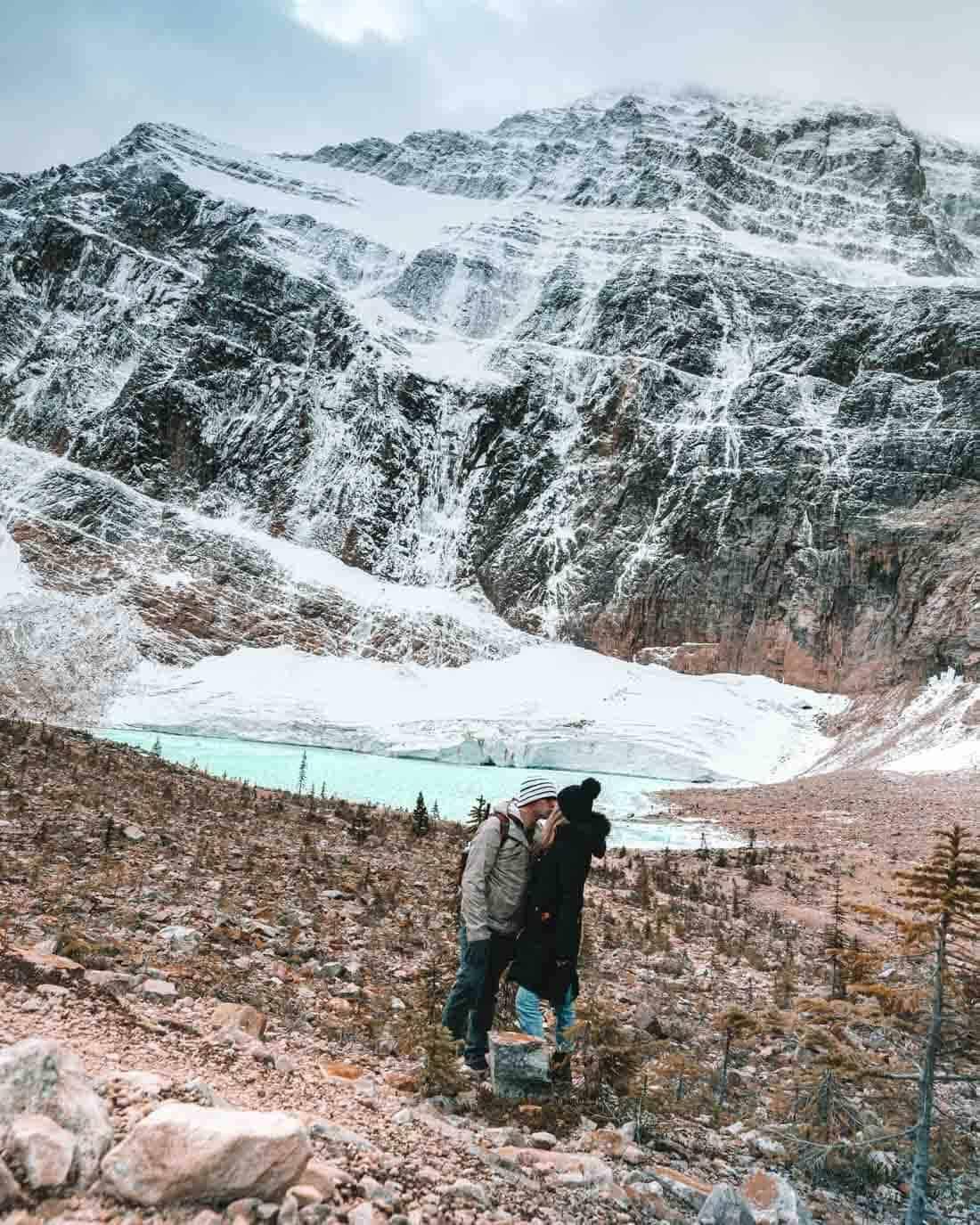 Mt Edith Cavell Jasper National Park