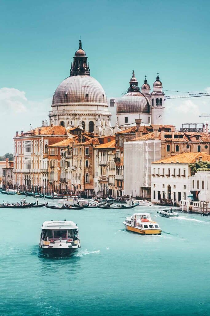 Venice Italy! One of the best cities to visit in Italy