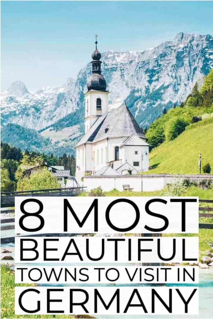8 Most Beautiful Towns in Germany you Have to Visit This Year
