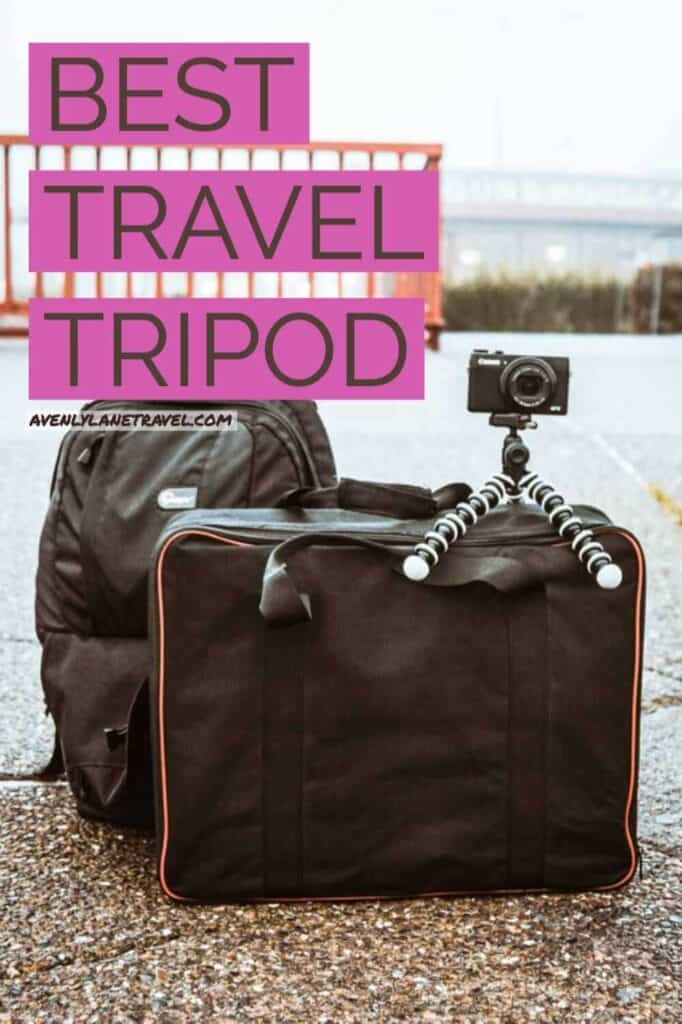 The Best Travel Tripod: Joby Gorillapod Review