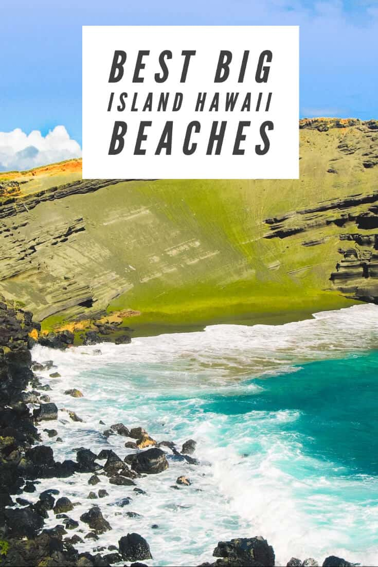 Best Big Island Beaches in Hawaii