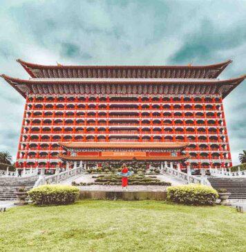 Grand Taipei Hotel in Taiwan
