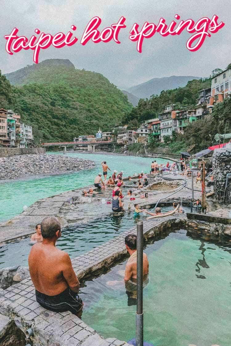 Taipei hot springs
