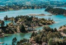 Lake Guatape