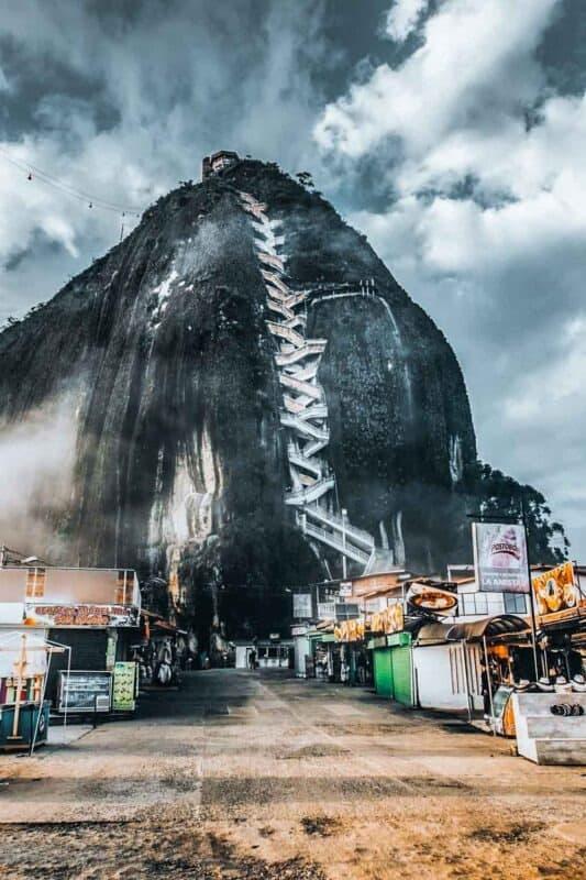 La Piedra Del Penol