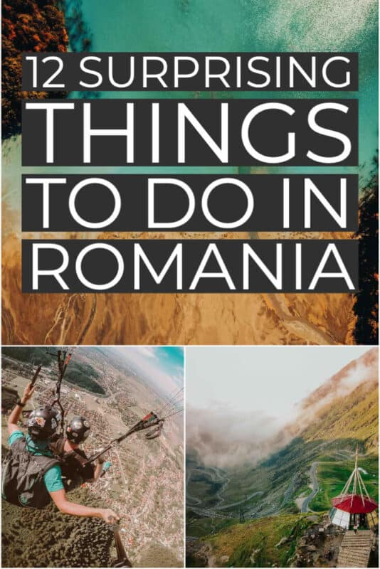 things to do in Romania