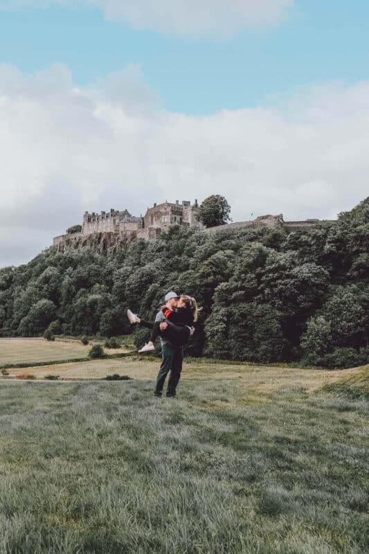 Castillo Stirling - Que ver en Stirling
