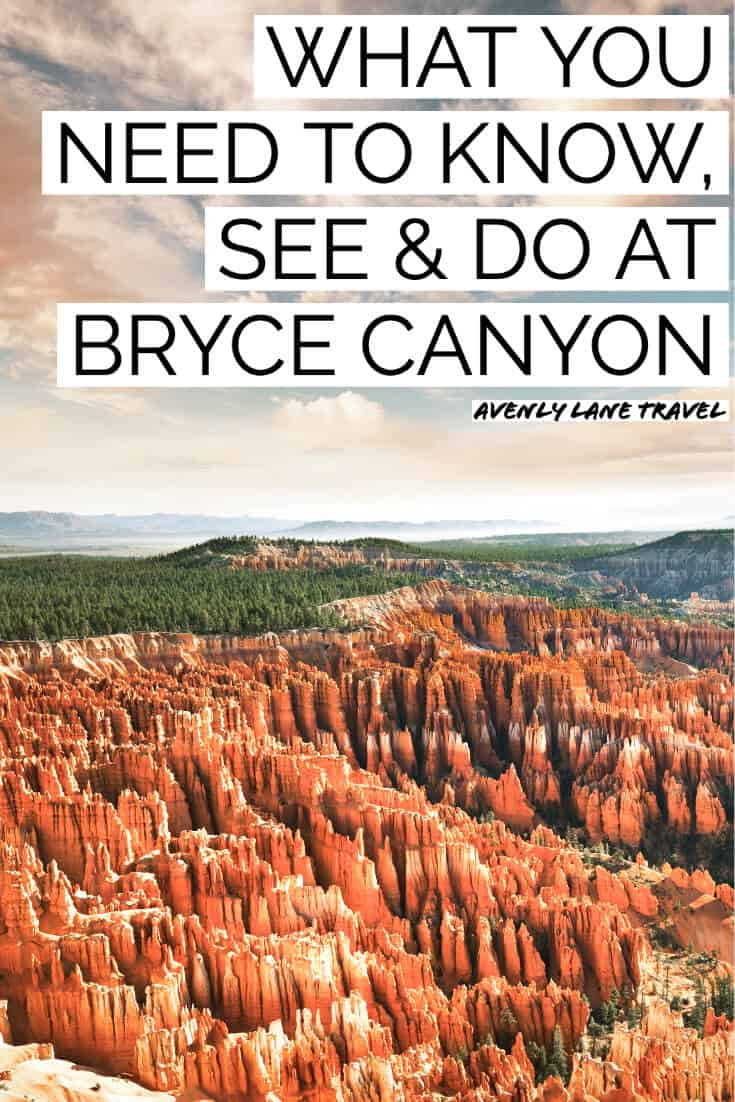 Everything you need to know, see & do while visiting Bryce Canyon Nat Park