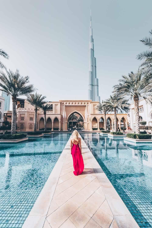 Dresses for Dubai