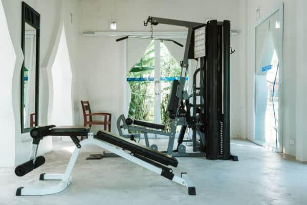 Luang Prabang Hotel Gym