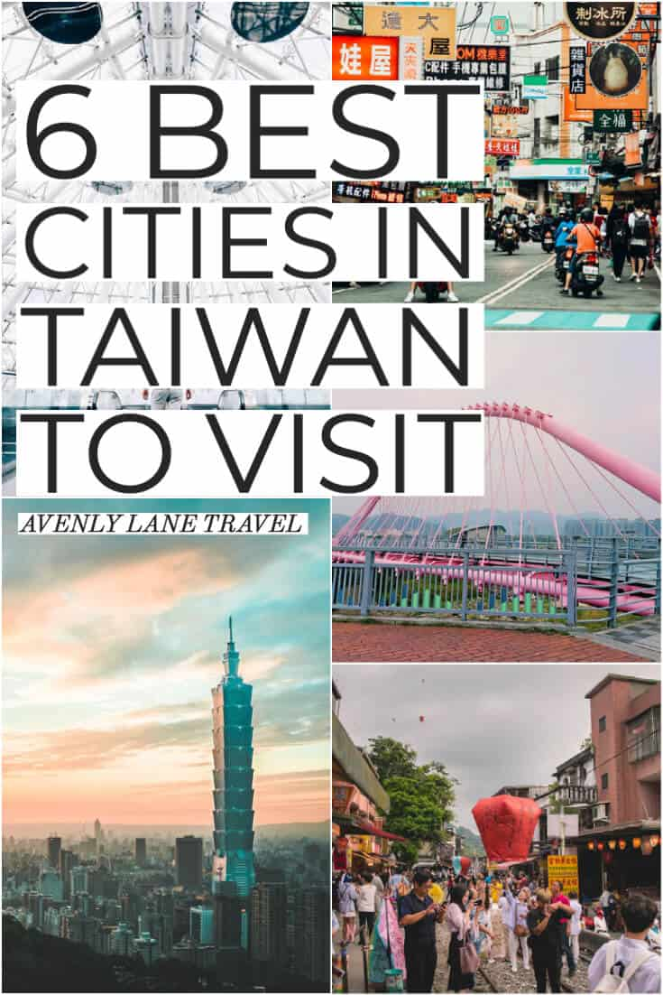 best cities in Taiwan