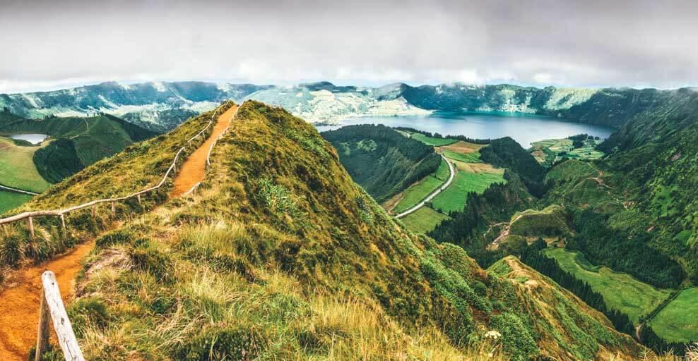 Miradouro Boca do Inferno Azores