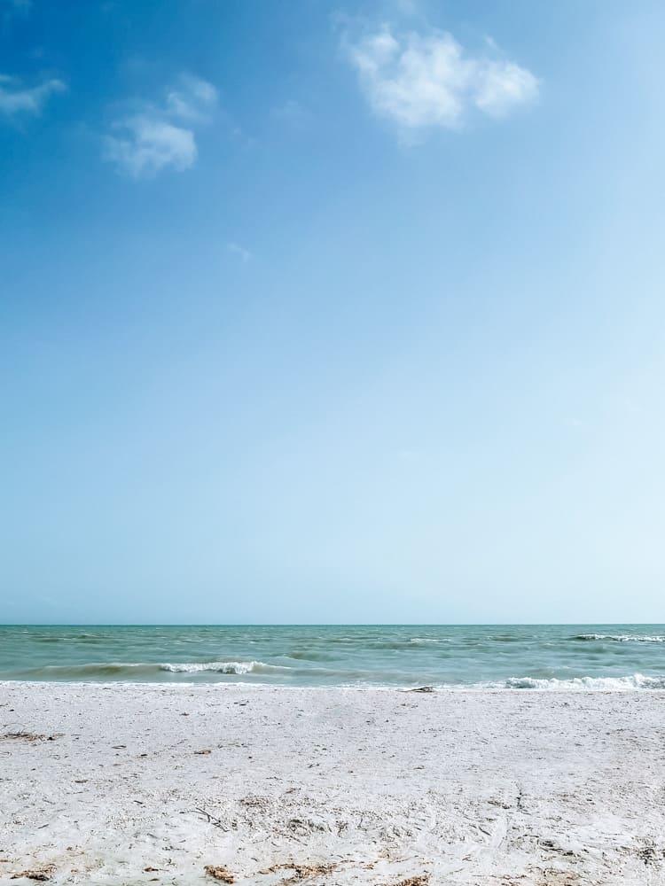 Tarpon Bay Beach
