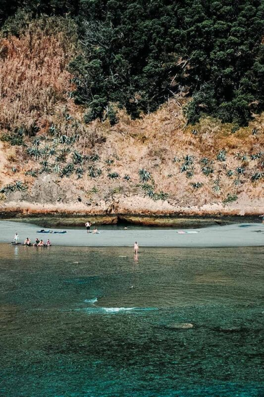 Ilhéu de Vila Franca Azores Beaches