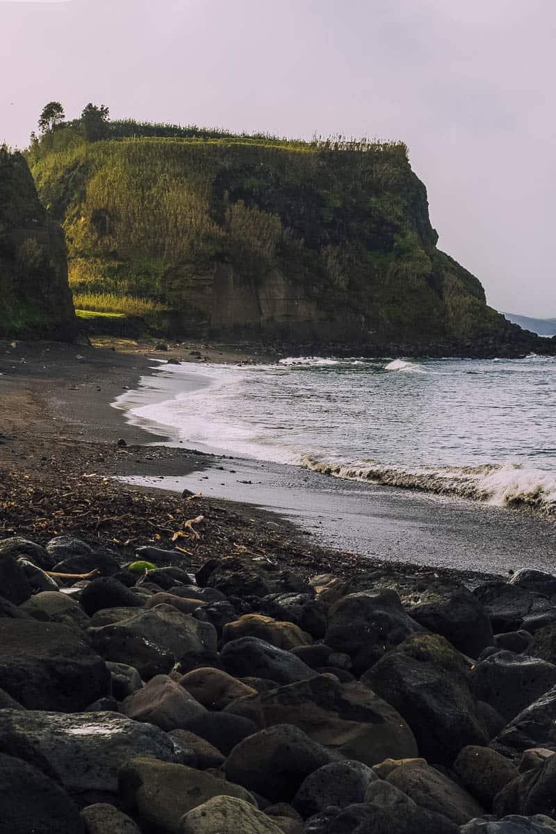 Praia Da Viola Beach Azores