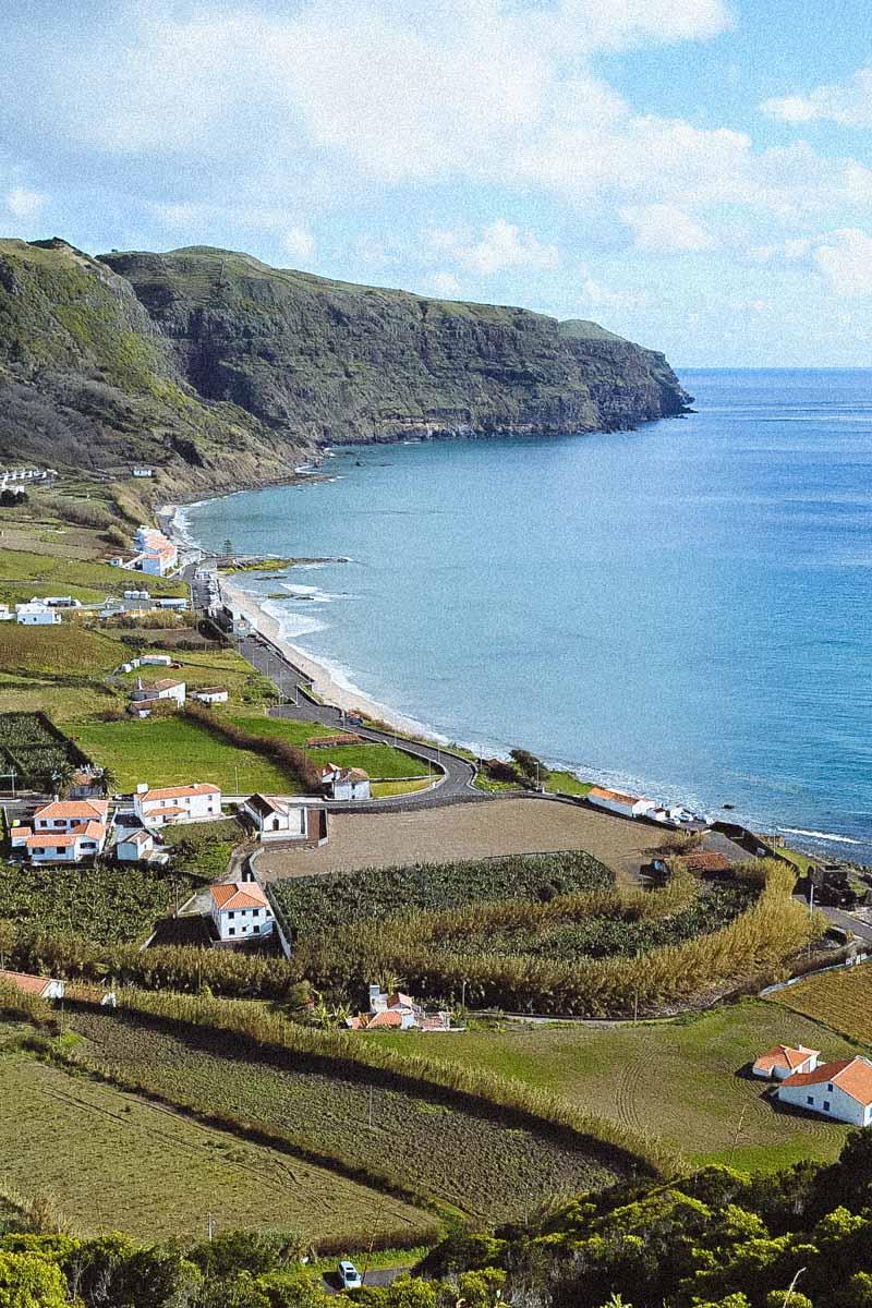 Praia Formosa Azores Santa Maria Island
