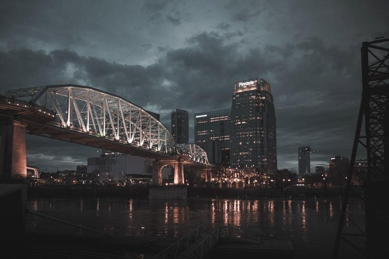 Nashville Cumberland River