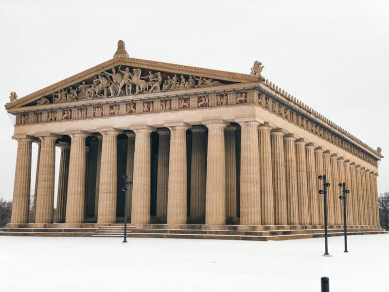 The Parthenon in Nashville