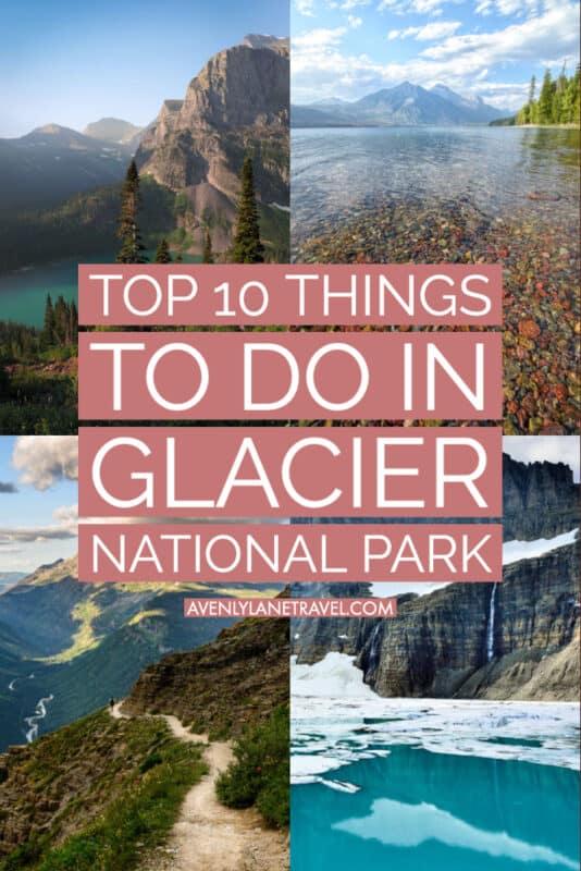 Glacier Nat Park